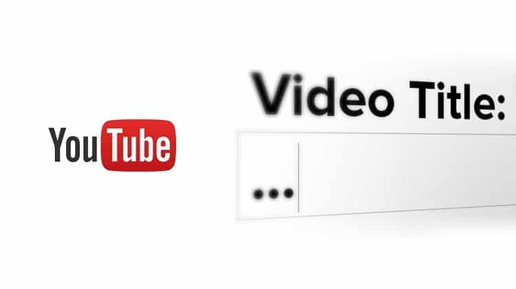 Viết tiêu cho cho chuẩn Seo cho video youtube